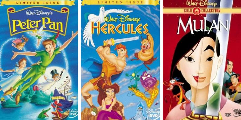 Le fiabe, i miti e i romanzi che hanno ispirato le storie Disney