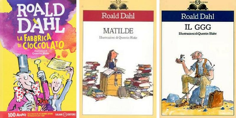 Conto alla rovescia per il Roald Dahl Day: domani si festeggia il centesimo compleanno dello scrittore!
