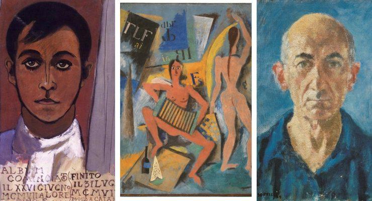 Ardengo Soffici e l'Impressionismo in mostra agli Uffizi di Firenze