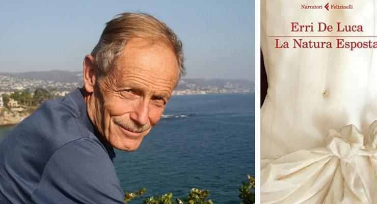 """Erri De Luca, """"Quando scrivo un libro scendo in una storia e mi lascio trasportare dalla sua corrente"""""""