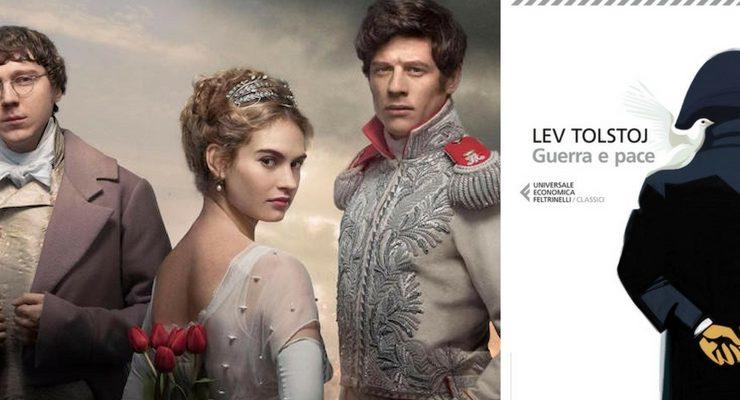 """Arriva in Italia la serie tv ispirata a """"Guerra e pace"""" di Lev Tolstoj"""