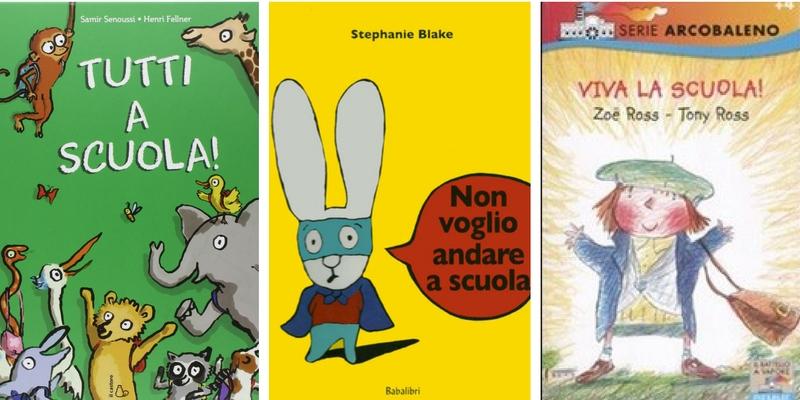 5 libri da regalare ai vostri bambini prima del ritorno a scuola
