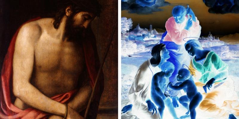 """""""Uomo. La vita di Cristo in 33 immagini"""" in mostra a Milano"""