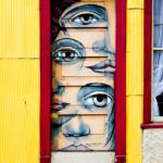 Le porte artistiche più belle al mondo | Valparaiso, Chile - Image credits: Byron Ellis