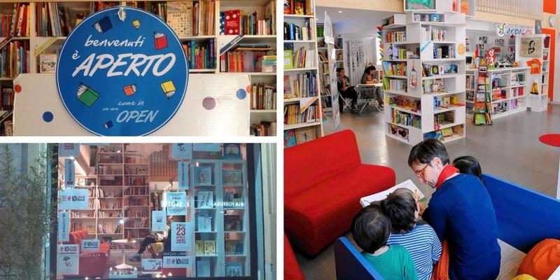 Aribac, ecco la libreria che organizza gruppi di lettura solo per ragazzi
