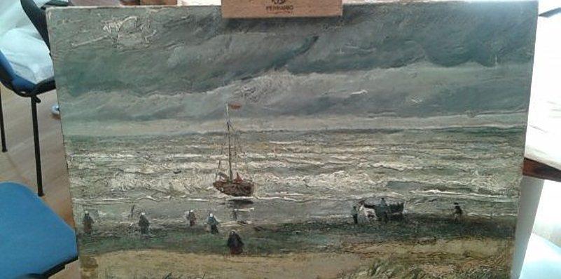 Ritrovati due dipinti di Van Gogh in mano alla camorra