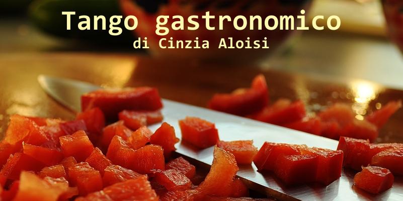Tango gastronomico - racconto di Cinzia Aloisi