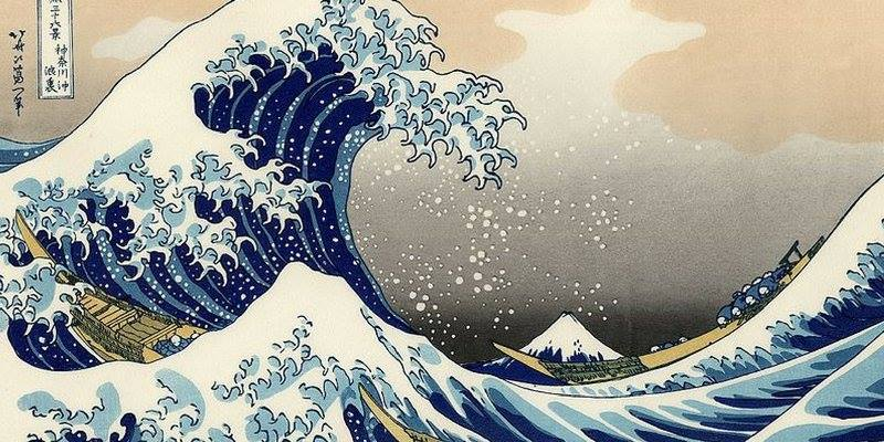 """Apre al pubblico la mostra """"Hokusai, Hiroshige, Utamaro"""", l'arte giapponese a Milano"""