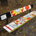 Le panchine d'autore di Torino | Omaggio a  Niki de Saint Phalle
