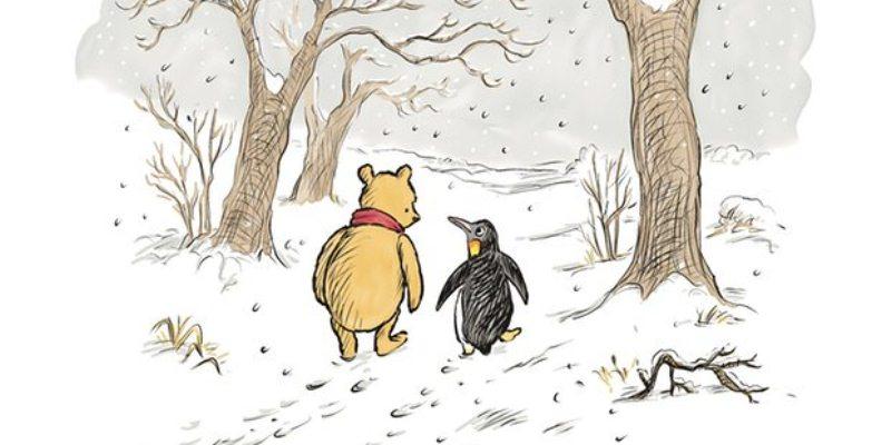Winnie The Pooh compie 90 anni e festeggia insieme a un nuovo personaggio