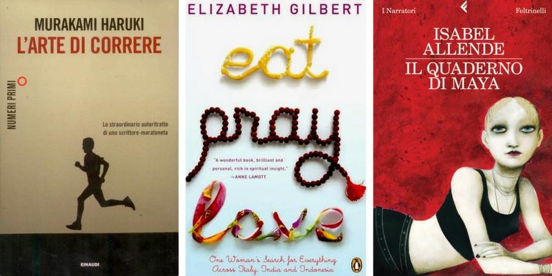 """5 libri da leggere assolutamente se si vuole """"ricominciare"""""""
