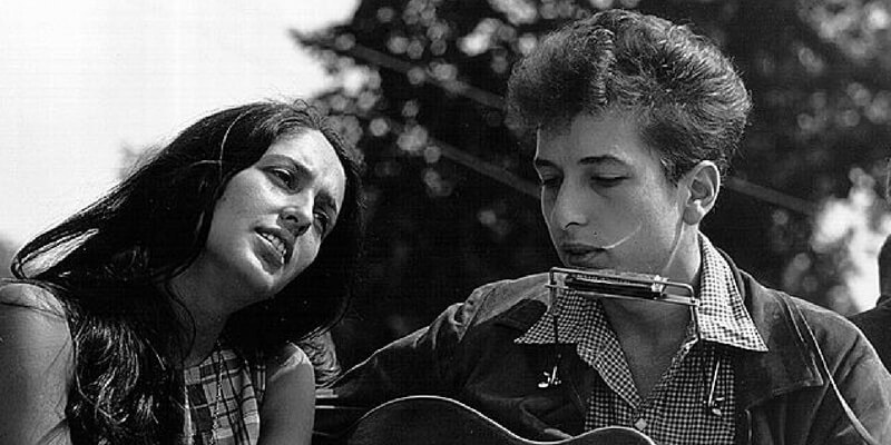 "Perché ""Blowin' in the wind"" di Bob Dylan è da considerarsi poesia"