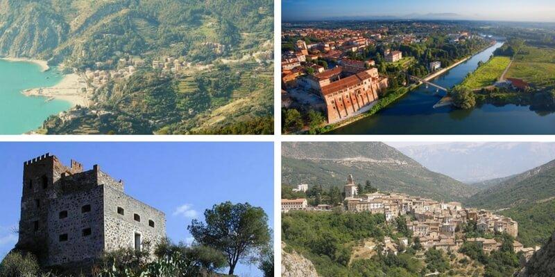 I parchi letterari più belli d'Italia