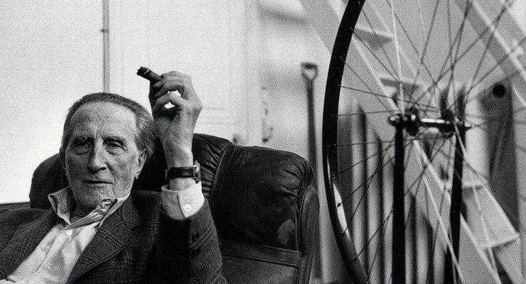 Marcel Duchamp, l'inventore del ready-made