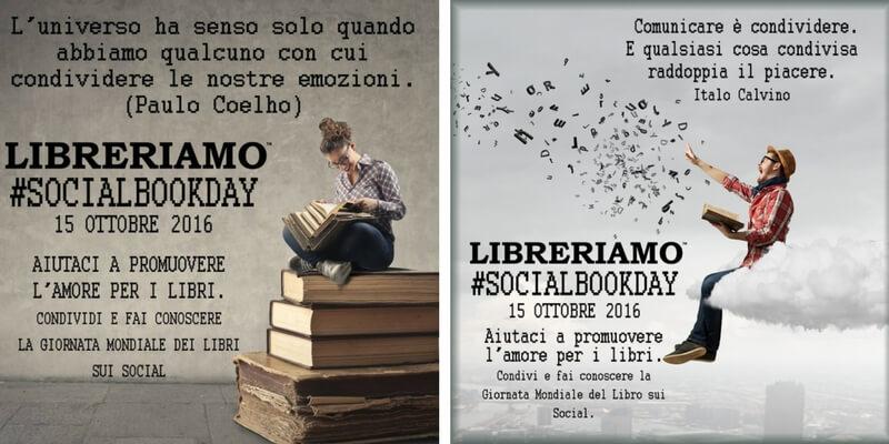 #SocialBookDay, gli aforismi più belli sui libri e la lettura