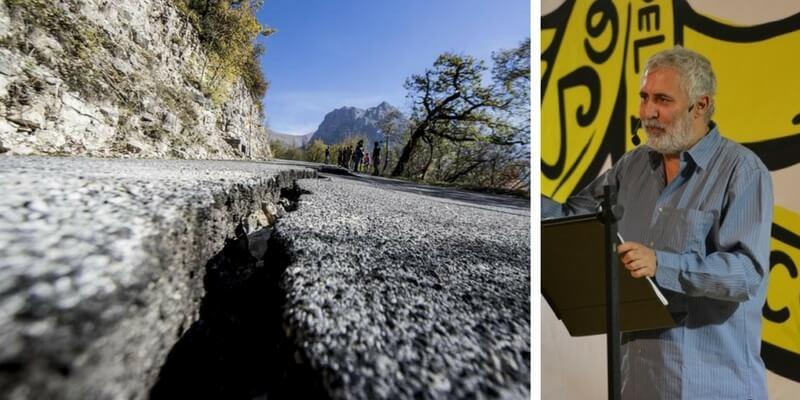 """""""Il terremoto visto con gli occhi di un bambino"""", il racconto di Francesco Piccolo"""