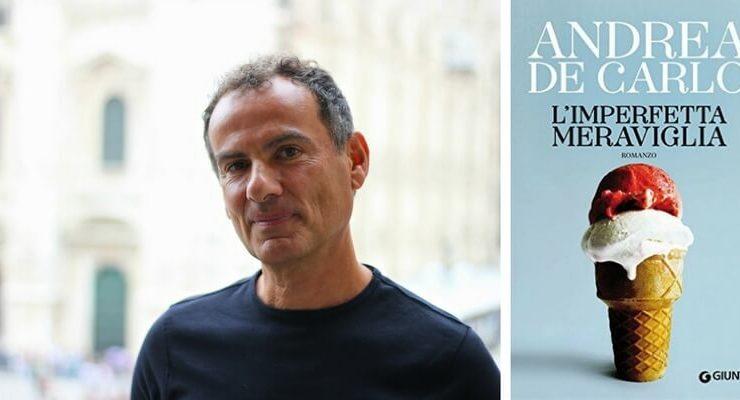 """Andrea De Carlo, """"L'uomo è libero di essere ciò che sogna di diventare"""""""