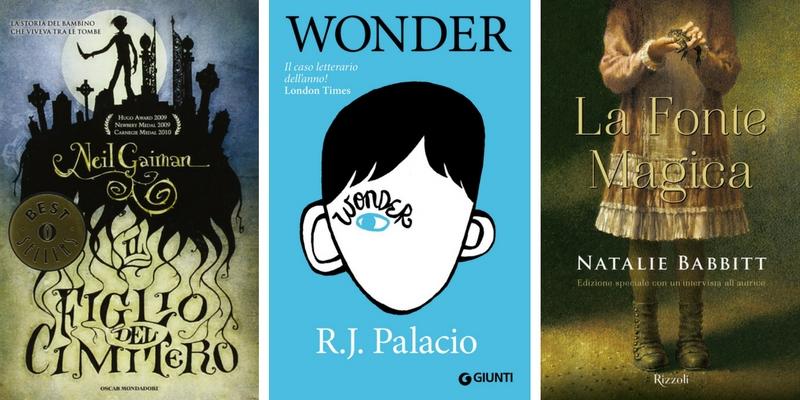 5 libri per ragazzi che bisognerebbe leggere anche da adulti for Libri da leggere