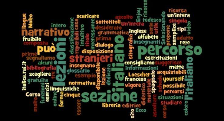 La lingua italiana gode di ottima salute all'estero