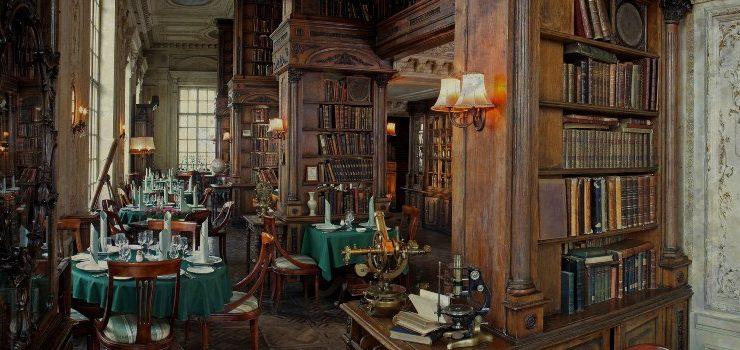 Café Pushkin, dalla penna di un artista francese alla capitale russa