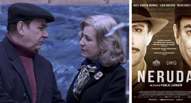 """""""Neruda"""", arriva al cinema il film sulla vita del poeta cileno"""