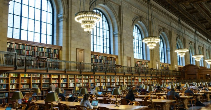 New York public Library, gli appartamenti segreti di chi viveva dentro la biblioteca