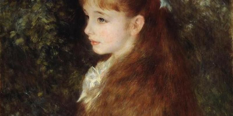 Pierre-Auguste Renoir, Mademoiselle Irène Cahen d'Anvers (La piccola Irene),