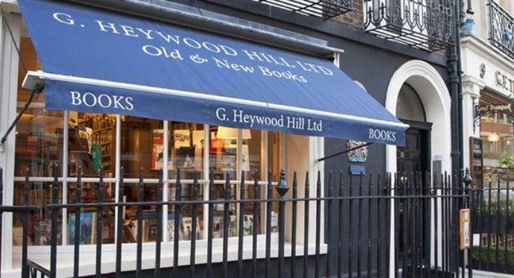 Un libro al mese per tutta la vita, il premio messo in palio da una libreria londinese