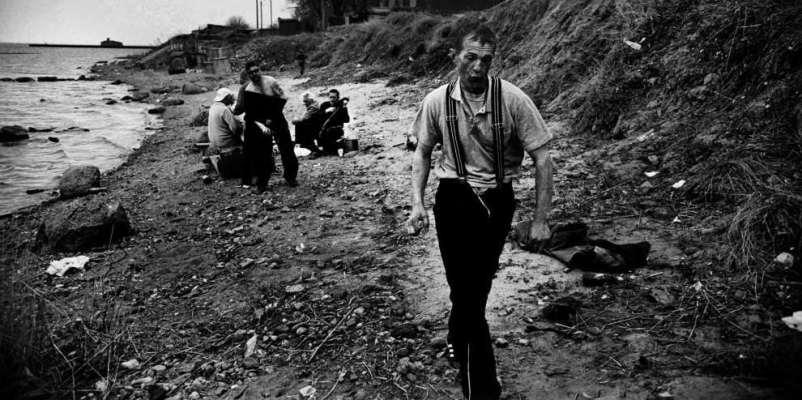 """Evaporations"", le fotografie di John R. Pepper in mostra a Roma"