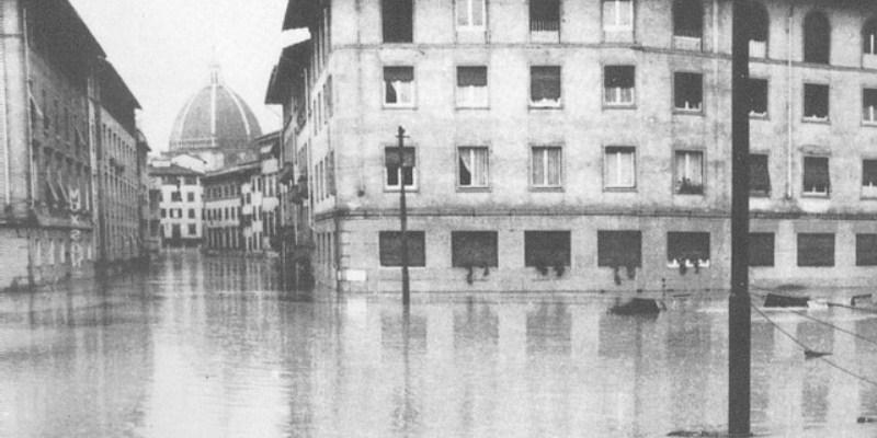 Alluvione di Firenze, il racconto di chi l'ha vissuto sulla propria pelle