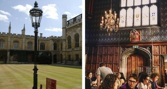 Università di Cambridge, Regno Unito