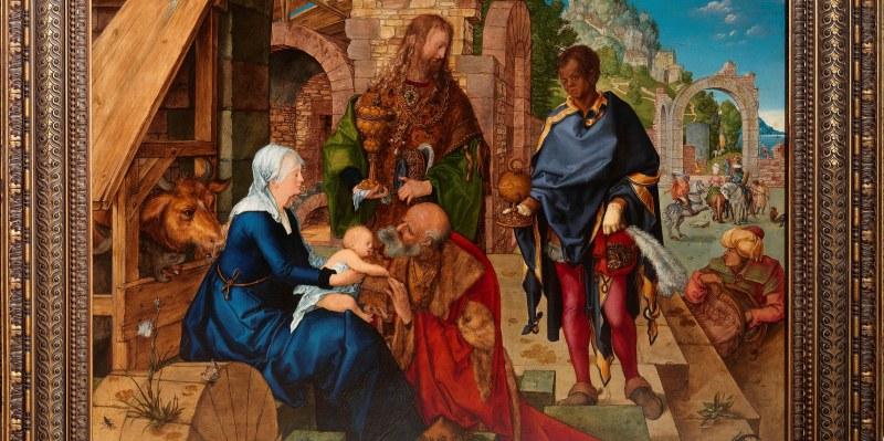 L'Adorazione dei Magi, arriva a Milano il capolavoro di Albrecht Dürer