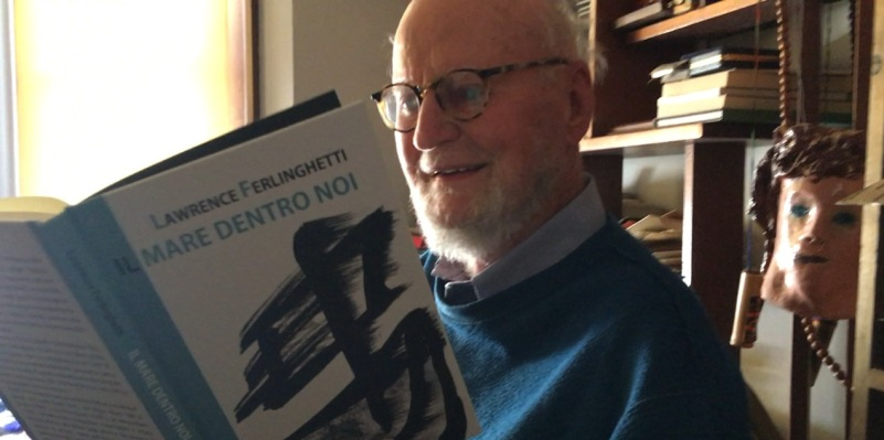 Lawrence Ferlinghetti, anima e faro della Beat Generation