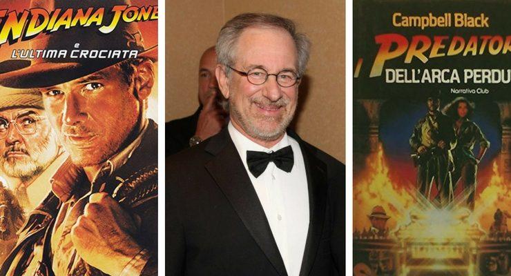 Indiana Jones, archeologo avventuriero. Dalla saga di Spielberg al mercato editoriale