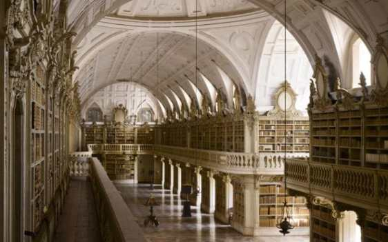 Palazzo Nazionale di Mafra, Portogallo