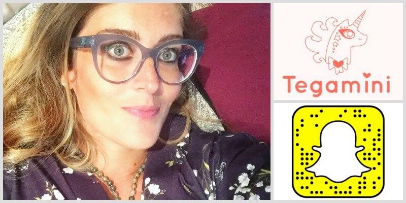 Come promuovere la lettura su Snapchat, la storia di Francesca Crescentini di Tegamini