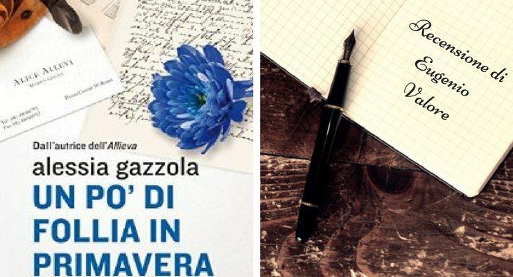 """""""Un po' di follia in primavera"""" di Alessia Gazzola, la sesta indagine per Alice Allevi tra giallo e commedia"""