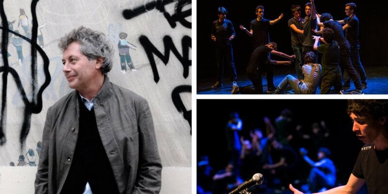 """Alessandro Baricco, """"Il teatro aiuta i ragazzi a vincere le loro paure"""""""