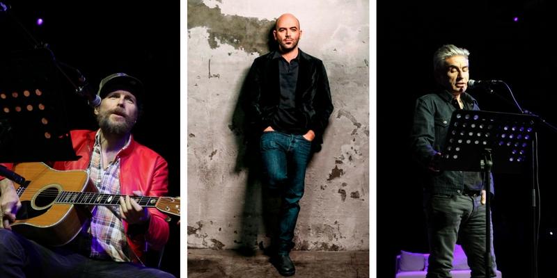 Jovanotti e Ligabue sul palco dell'Alcatraz insieme a Saviano, teatro, musica e parole importanti