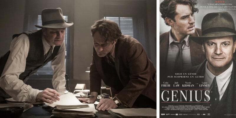 """Esce oggi al cinema """"Genius"""", film omaggio al lavoro fondamentale degli editor"""