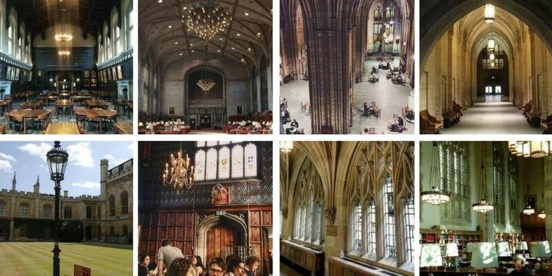 Le 10 università nel mondo che più somigliano a Hogwarts
