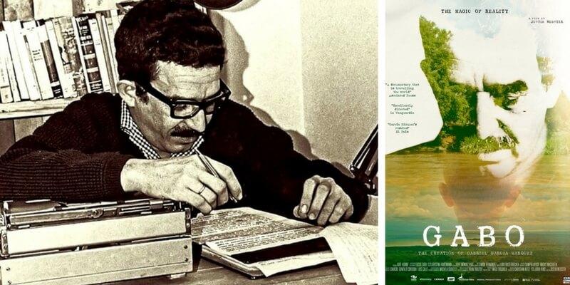 """""""Gabo - Il mondo di Garcia Marquez"""", arriva al cinema il film dedicato allo scrittore colombiano"""