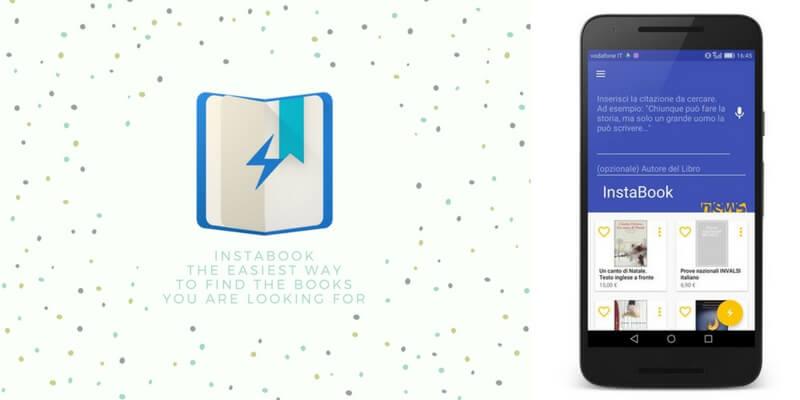 """""""Instabook"""", lo Shazam dei libri arriva sul vostro smartphone"""