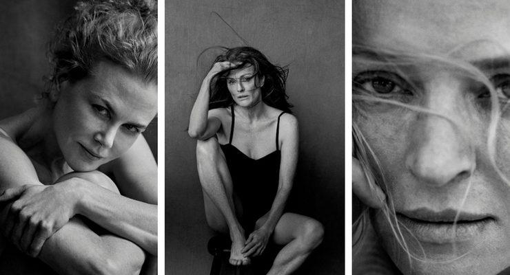 Calendario Pirelli 2017, Peter Lindbergh rende omaggio alla bellezza naturale delle donne