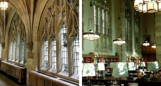 Università di Yale, Connecticut