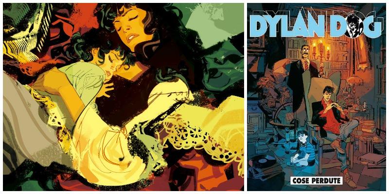 """Gigi Cavenago, """"Disegnare Dylan Dog è un delirio e un sogno lucido"""""""