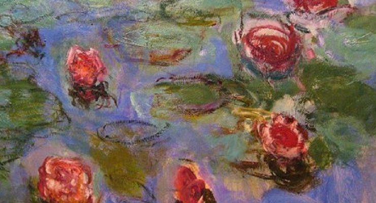 Claude Monet, la semplicità fa l'incanto