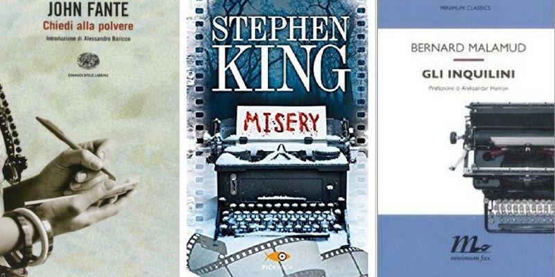 I 10 libri da leggere con scrittori come protagosti for Bei romanzi da leggere