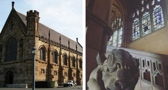 Università di Sydney, Australia