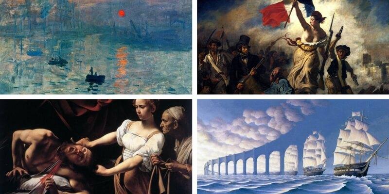 Ecco il test per scoprire quale corrente artistica ti rappresenta di più